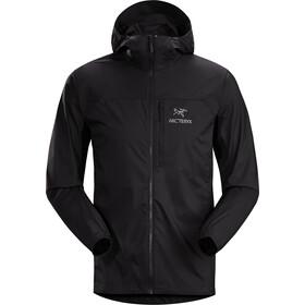 Arc'teryx Squamish Capuchon Jas Heren, black